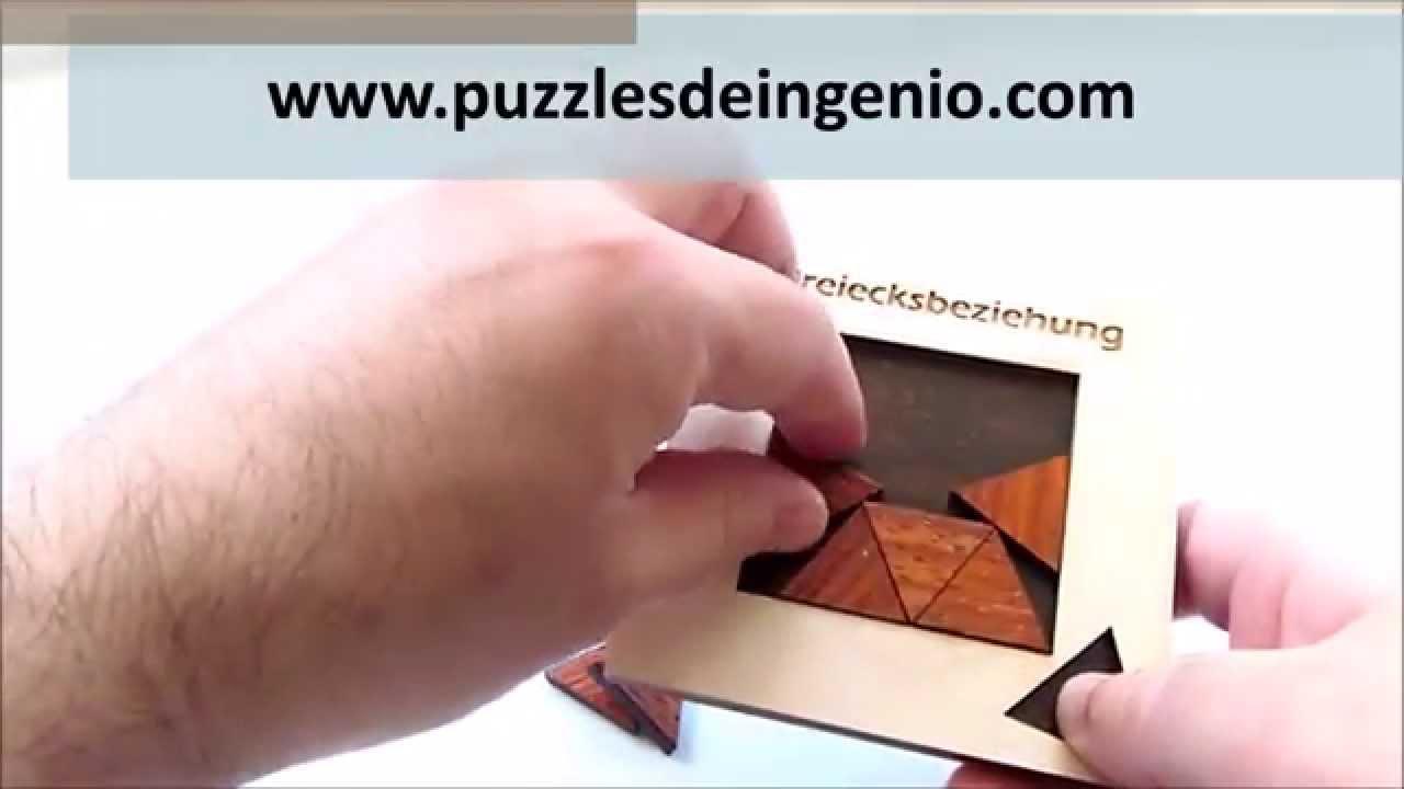 Solution Puzzle Dreiecksbeziehung Jean Claude Constantin