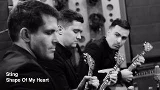 Sting - Shape Of My Heart (Balalaika Trio) Video