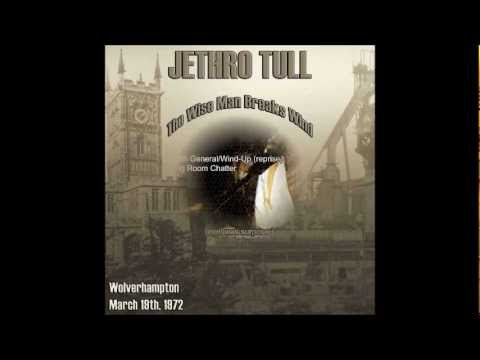 JETHRO TULL  --  Wise Man Breaks Wind   --  Wolverhampton - Mar 19, 1972 -- disc 1