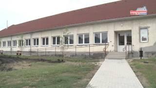Akdálymentes iskolai könyvtár Kimlén