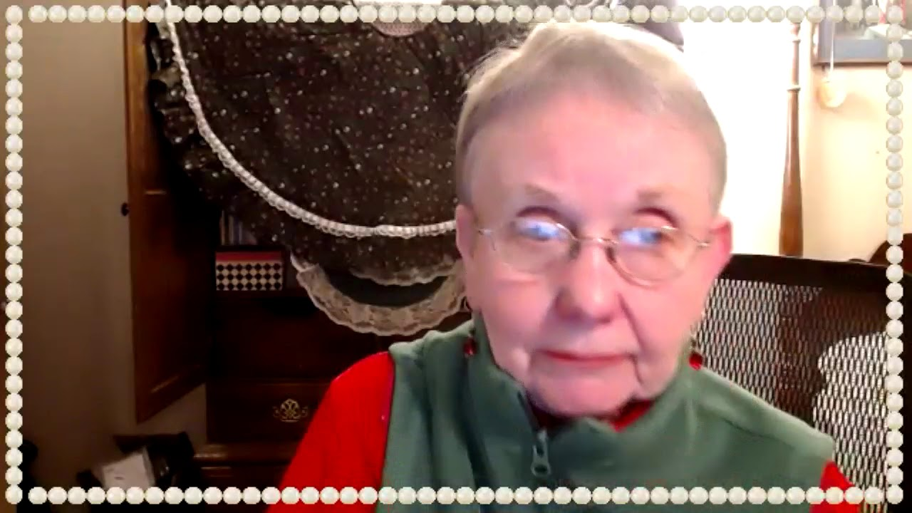 "December 24, 2020 ~ Rev. Julia Price ~ ""Christmas Eve Service"""