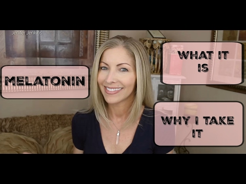 Anti-Aging Melatonin (Oral and Topical)  - What It Is and Why I Take it