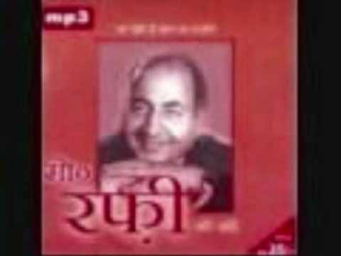 Rare sharab number Film Do Roti, Yr 1957, Song Choron ki tarah chupke chupke by Rafi Sahab.flv