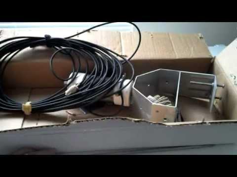 Rebuild MFJ 1622 Apartment Antenna for Ham Radio HF