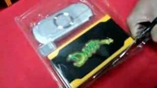 My PSP Slim Ice Silver - Part 1