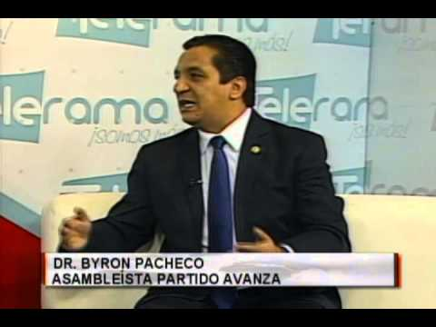 Dr. Byron Pachecho