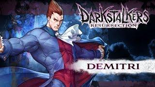 Darkstalkers Ressurection: Demitri Playthrough (Very Hard)