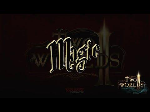 Two Worlds Magie: Spitzhüte & Feuerblitze (Tutorium)