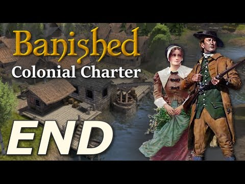 Banished: Colonial Charter (v1.71) - New Cardiff (Part 24)