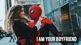 Gambar cover Main Tera Boyfriend - Peter Parker & MJ | RIP Sushant