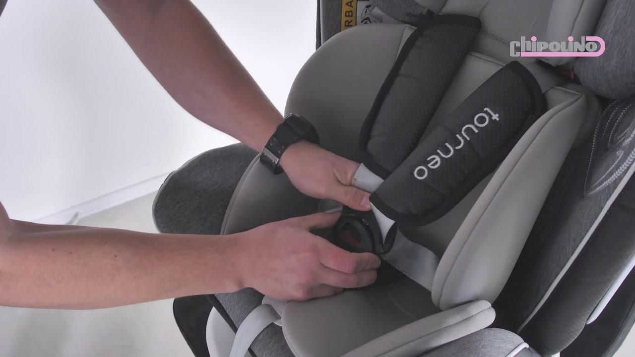 Car Seat With Isofix Tourneo Youtube