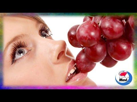 Beneficios y propiedades de la uva para la salud