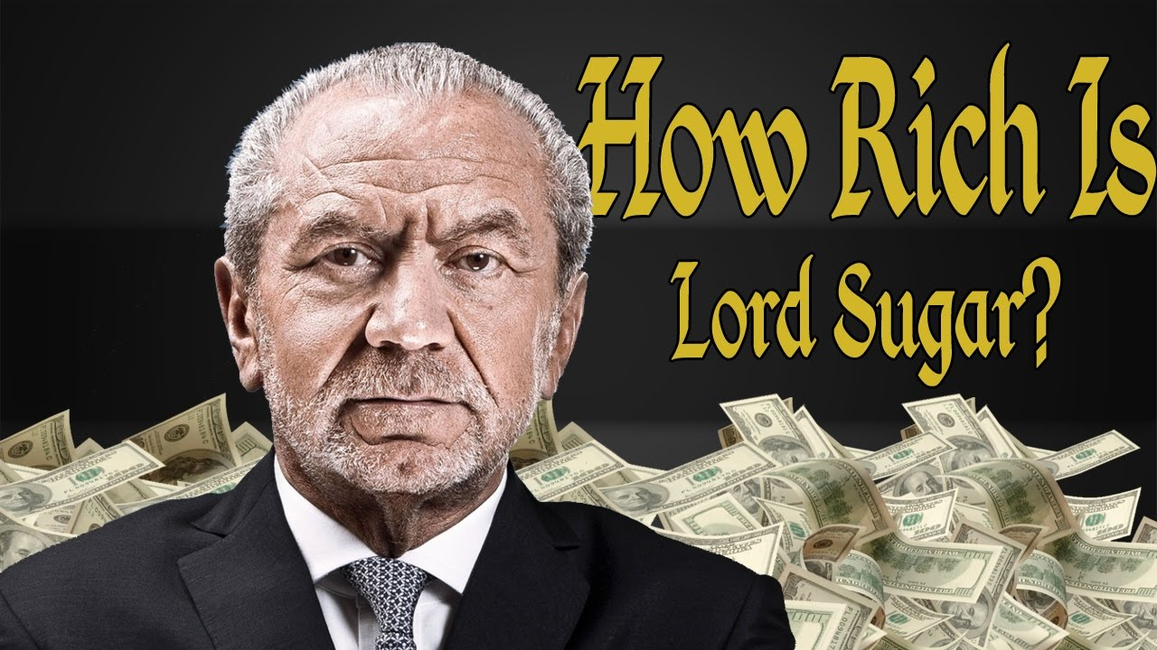Billionaire Lord Sugar's Rich lifestyle and Story
