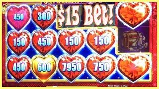 Jackpot Handpay on $15 Bet   Slot Traveler