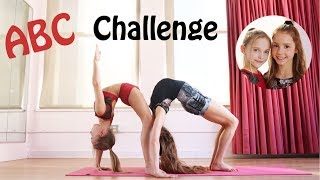 Anna McNulty and I try the ABC challenge in NYC!
