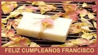 Francisco   Birthday Spa - Happy Birthday