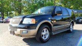 Short Takes: 2004 Ford Expedition Eddie Bauer 5.4 (Start Up, Engine, Tour)