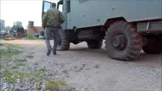 ГАЗ- 66 Vivanov76 (3) Централизованная подкачка шин от 0 до 2 8 атмосферы за 15 мин