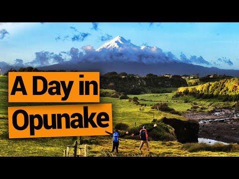 A Day in Opunake, Taranaki - New Zealand's Biggest Gap Year – Backpacker Guide New Zealand