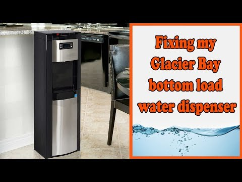 fixing-the-leak-on-my-glacier-bay-bottom-load-water-dispenser!