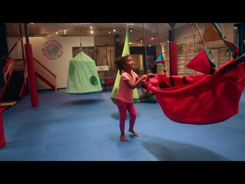 New sensory gym in Kenner is designed so all kids can play, without judgment