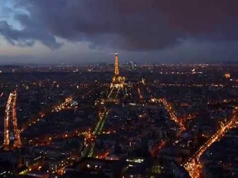 The View from the Montparnasse Tower (time lapse)