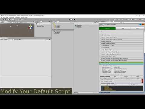 Script Factory - Modify Your Default Script.