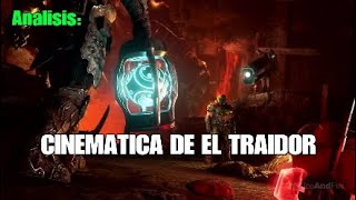 Analisis: Cinematica de EL TRAIDOR del Nuevo Gameplay de DOOM ETERNAL