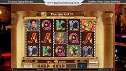BIG WIN - BOOK OF DEAD CASINO SLOT - £10 Bet
