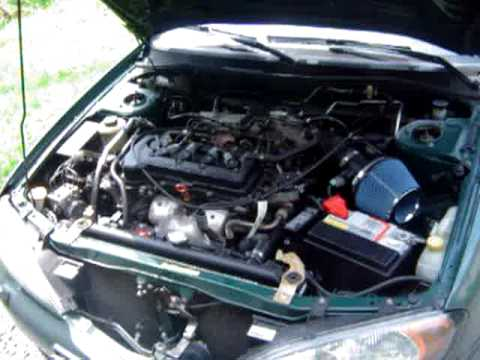 Nissan Primera p11/144 JWT Air Filter - YouTube