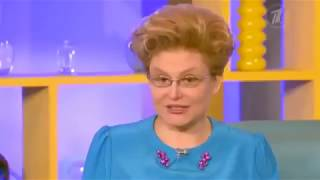 Лечение мастопатии. Елена Малышева в программе 'Жить здорово' от 22.01.2013 г.