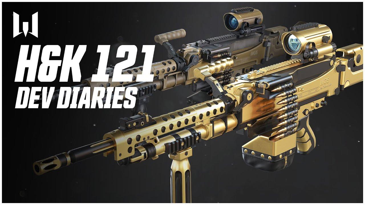 H&K 121 - Warface Video Diaries