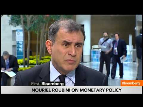 'Dr. Doom' Roubini: When to Expect the Next Big Market Crash