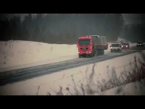видео: Перевозка негабаритного груза. Компания