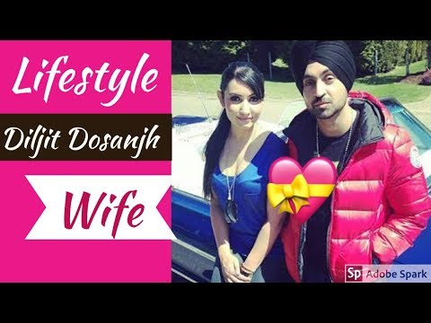 Diljit Dosanjh Lifestyle, wife, Net Worth, Houses, Awards, Biography, Family, Diljit Song List