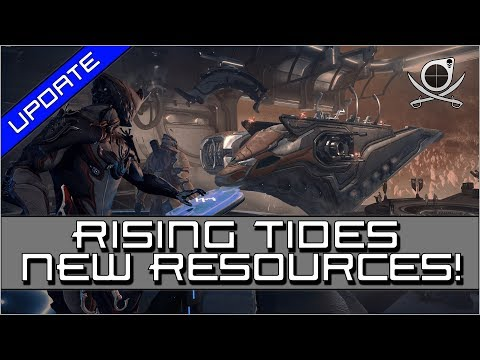 Rising Tides - NEW RESOURCES: Locations And Farming Tips   Warframe