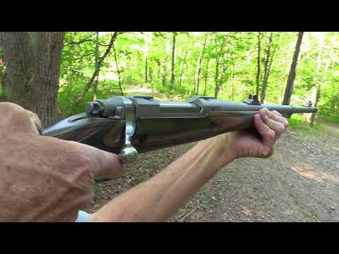 Ruger M77 Guide Gun 338 Win Mag Range 2