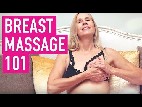 My Breast Massage Technique For Lusciously Sensual Breasts
