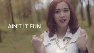 Paramore - Ain't It Fun ( Ipank Yuniar X Lenny Cover )