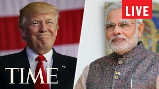 President Donald Trump And India