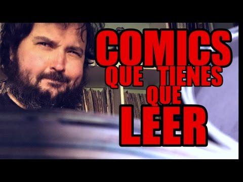 ¡COMICS QUE TIENES QUE LEER! -RecomiendaLou 1