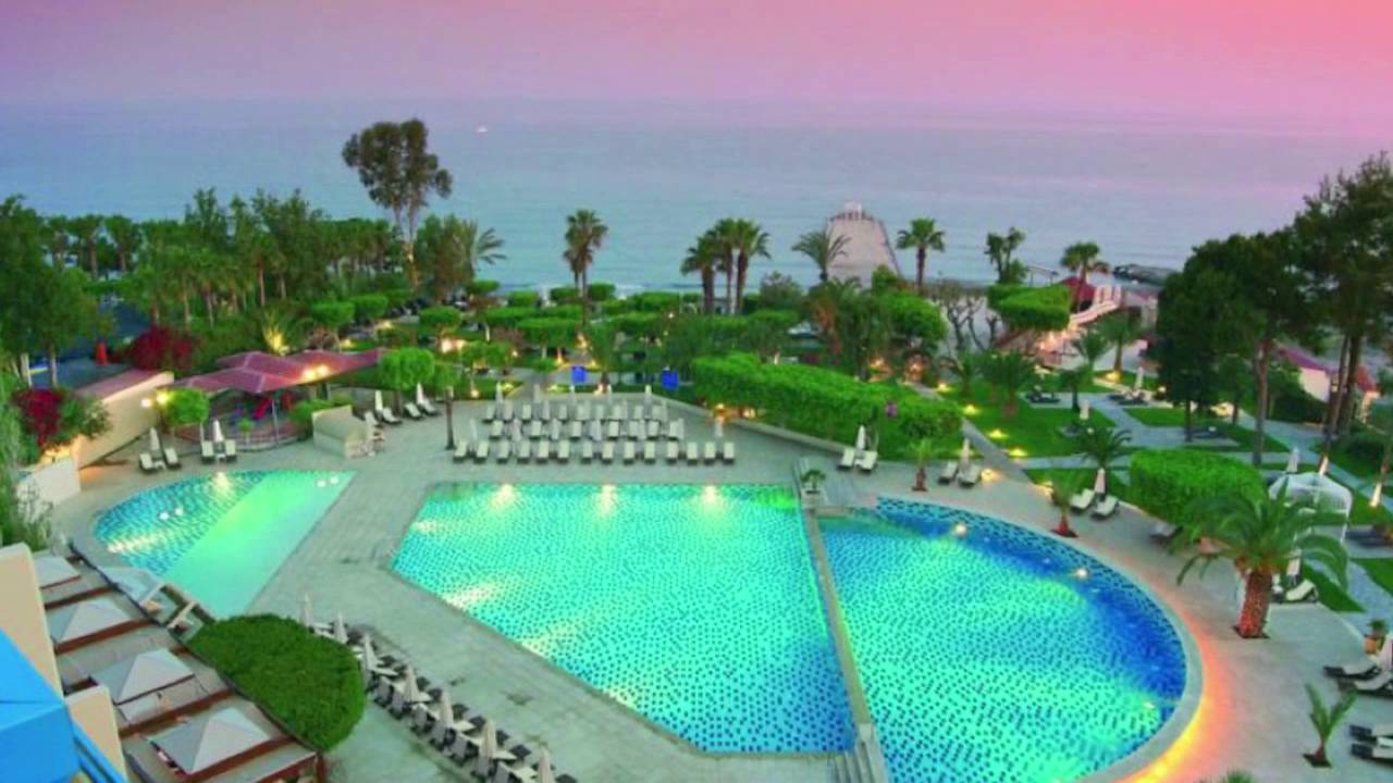 Elias Beach Hotel Cyprus An Elegant Overlooking A Sandy You