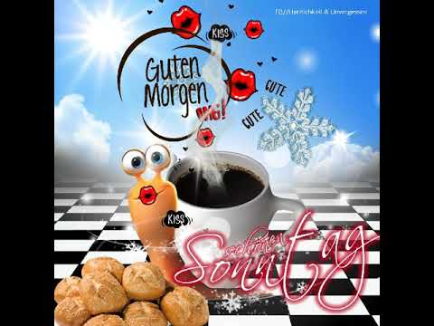 Guten Morgen Am Sonntag Kaffee Gif At Fbherzlichkeit