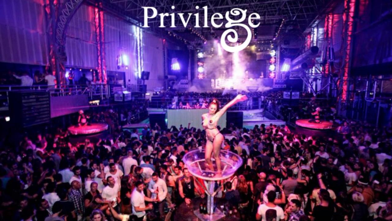 Privilege  Ibiza  House 2004  -  Sebastian Gamboa live #1