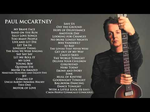 Paul McCartney - The Best of Paul McCartney - 43 Great Songs (1970-2013)