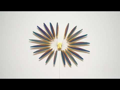 Rebecca Horn - Highlight der Lempertz Auktion Zeitgenössische Kunst