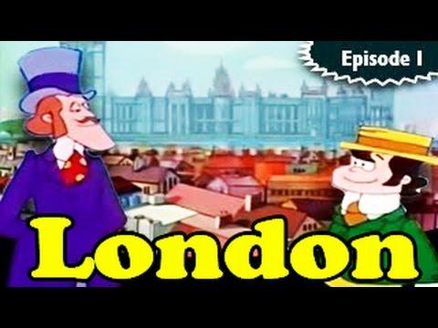 London  Around The World In 80 Days Episode 1