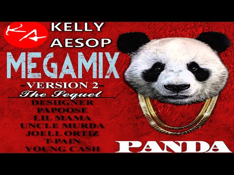 PANDA Megamix Ver. 2 (ft. Papoose, Lil Mama, Uncle Murda, Joell Ortiz, T-Pain & Young Cash)