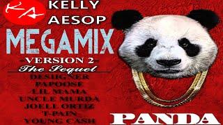 PANDA Megamix Ver. 2 (ft. Papoose, Lil Mama, Uncle Murda, Joell Ortiz, T-Pain & Young Cash)