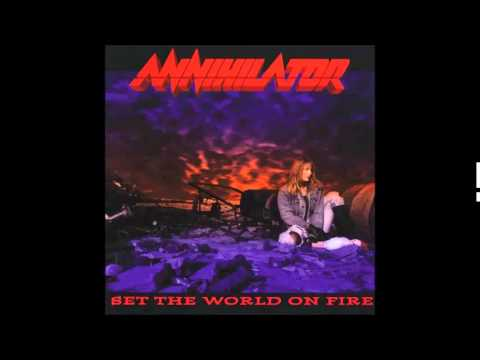 Annihilator - Sounds Good To Me - HQ Audio